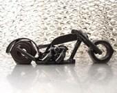 Metal Bike 79 Sculpture ENTER SANDMAN