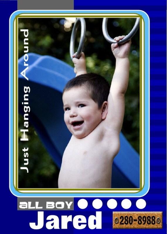 TodDLeR Custom Trading Cards