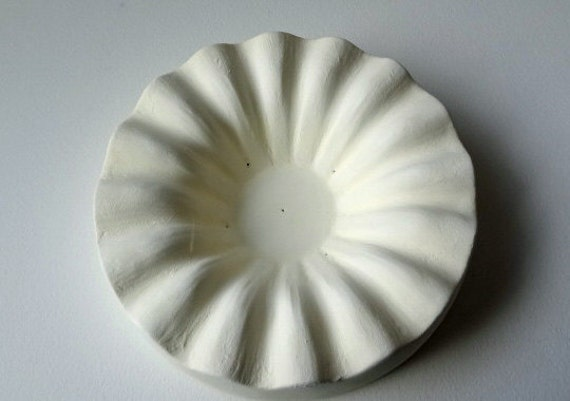 SALE Round Spiral Bowl Mold (S6)