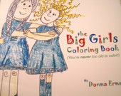 Best Friends - the BIG girls coloring book