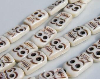 Cute Bone Skull Beads   4