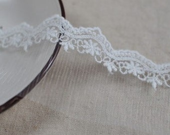 2M Gorgeous Scalloped Japanese Lace
