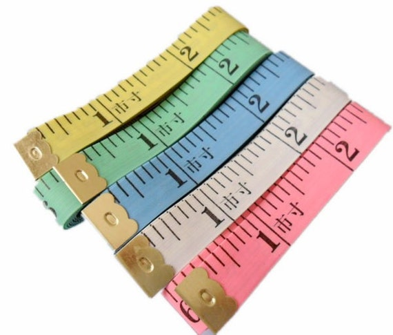 6 Handy Measuring Tapes (Last Set)