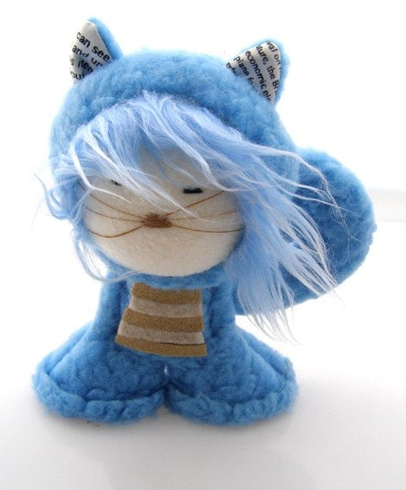 Catboy  plush doll
