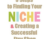 ebook Etsy Business Finding a Niche and Making Money PDF File by Karen Fields