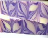 Lavender Handmade Cocoa Butter Soap