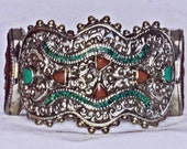 Vintage Tibetan Protection Bracelet - Personal Collection