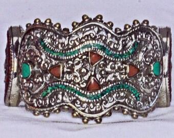 Vintage Tibetan Protection Bracelet - Personal Collection