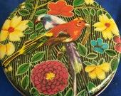 birds galore tin