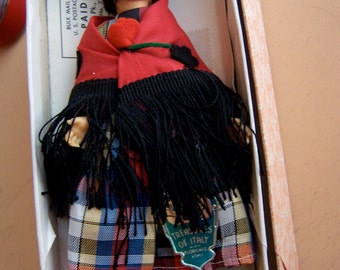 collectable venice doll