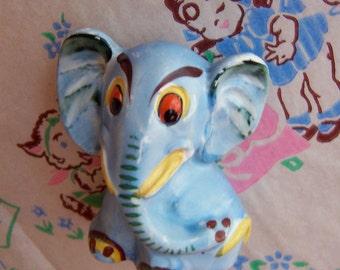 tiny elephant shaker