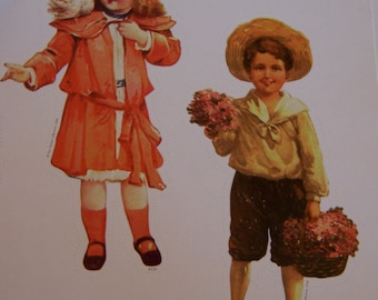 gretna collections of paper dolls