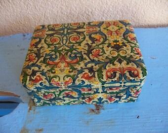 exquisite lacquer keepsake box