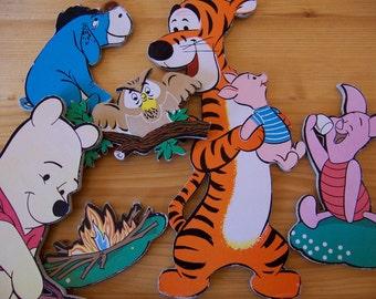 1984 winnie the pooh pin-ups