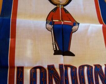 pure irish linen london towel
