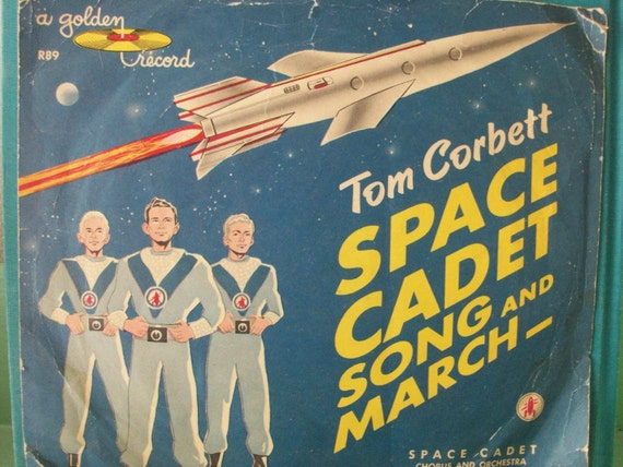 tom corbett space cadet song and march golden record