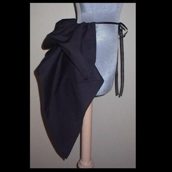 ADD a BUSTLE Skirt by LoriAnn - Black