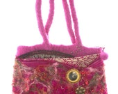 Funky Fabric Bag - Gypsy Princess