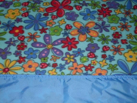 Waterproof Picnic Blanket - Flower Power