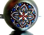 Celebration Ornament Hand Painted Christmas Ornament