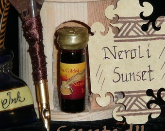 NEROLI Sunset Scented MAGIC INK for Quills