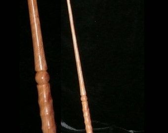 OLIVE Handmade MAGIC Wand, Pagan, Wicca, WIZARD, Fairy, Druid