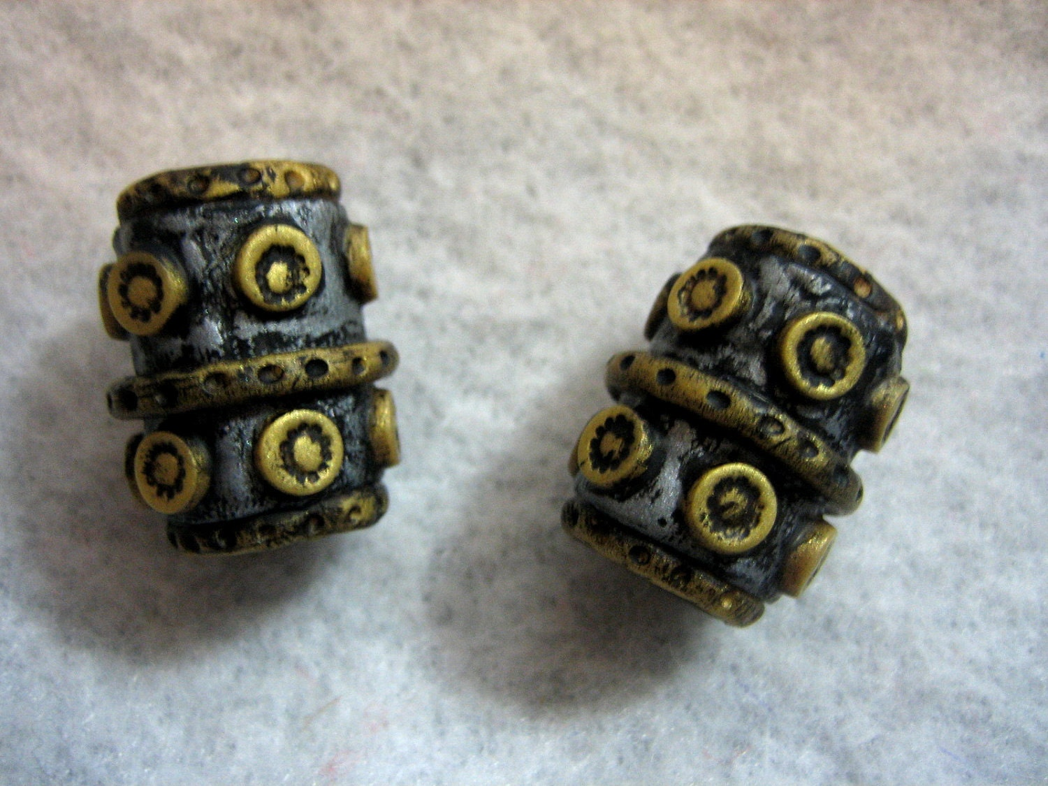 Dreadlock Beads Dread Beads Faux Heavy...