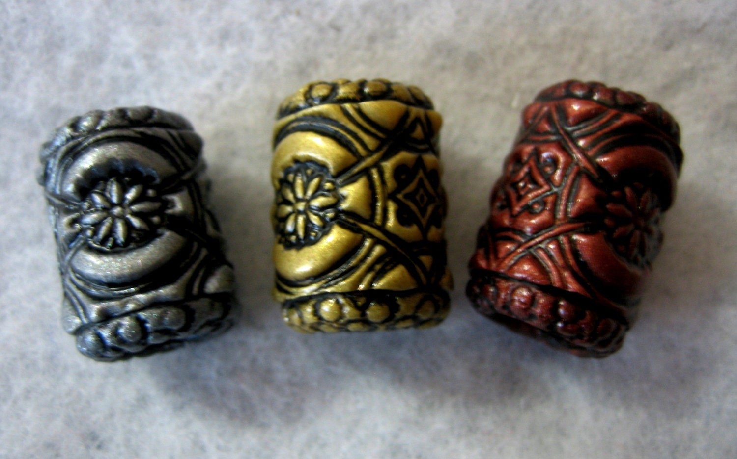 Dreadlock Beads Items similar to Dread...