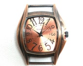 Mini Tank.. Copper Watch Face
