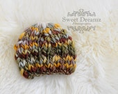 Sweet Dreamz BEANIE COLLECTION  (0-4 mths Size Ready to Ship)