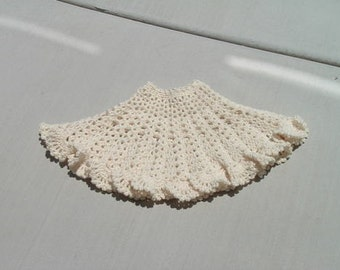 Ruffles and More CROCHET PONCHO PATTERN
