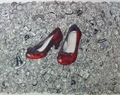 Ruby slippers (Original) SALE