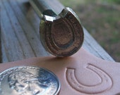 CLEARANCE Horseshoe Craftool Leather Stamp