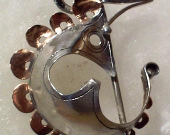 SAILS - Silver Earrings