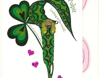 Jill-in-the-Pulpit  Gift Card Pack-Green Jill & Photo Card