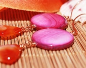 Tropical Punch earrings - Love Color collection