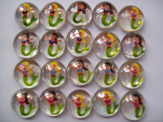 handpainted glass gems for crafts decorations favors
