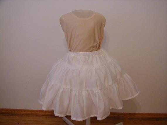 Petticoat - size 3,4,5,6,7,8 or 10