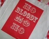 Ho Ho Christmas Shopping bag