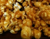 Haute Plate's  Sweet and Salty Carmel Corn-Cole Valleys, SFs  Favorite Snack