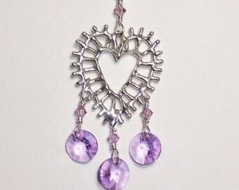 SALE! Dew Drops pendant necklace
