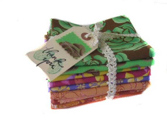 SALE Fat Quarter Bundle - Tina Givens Zu Zu Georgina Collections - Set of 9