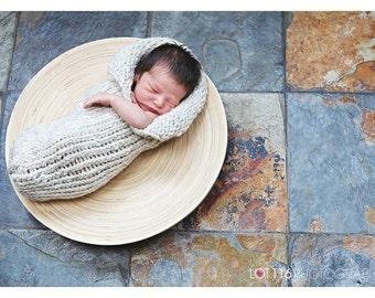 Baby cocoon - custom color