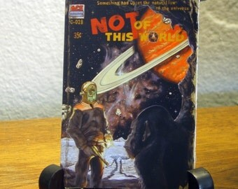 Not of This World - A Mini Print (ACEO)