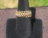 Gold Filled 4 in 1 Ring