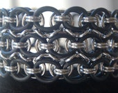 Stretchy Helm Weave Bracelet