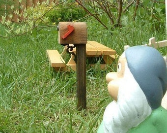 Fairy mail box.