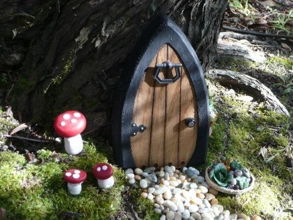 Faerie Doors Fairy Doors Gnome Doors Elf Doors 5 5 Inch