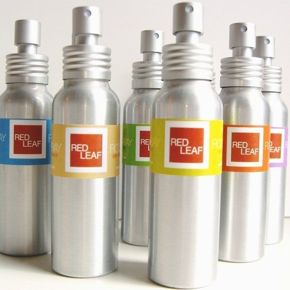 Super Concentrated Room Sprays From Red Leaf