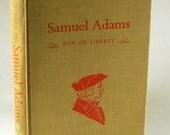 Vintage Blank Book - Samuel Adams